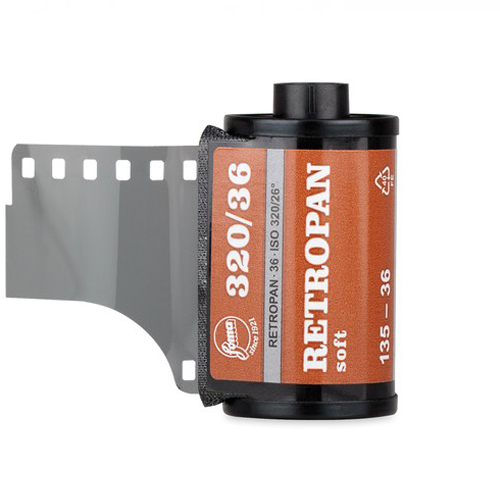 Foma Retropan 320 35mm
