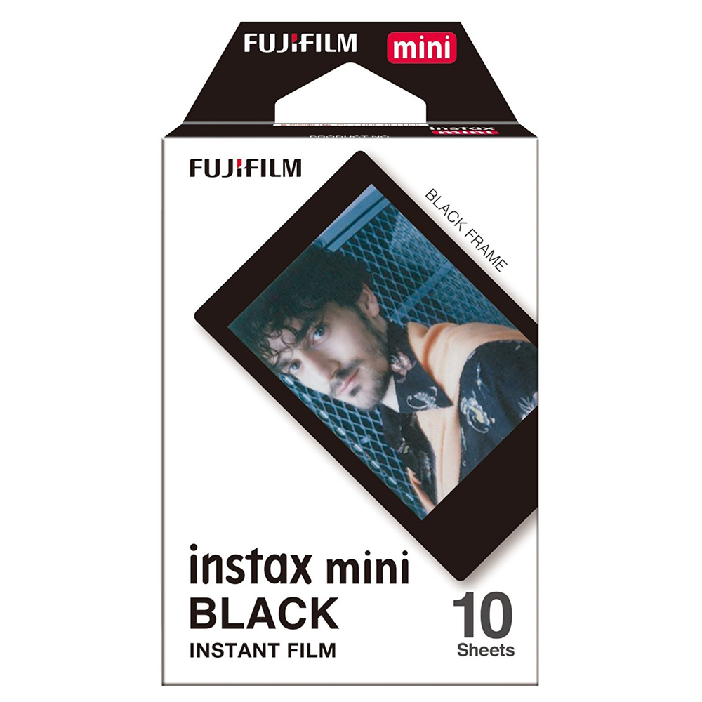 Кассета Fujifilm Instax Mini Black