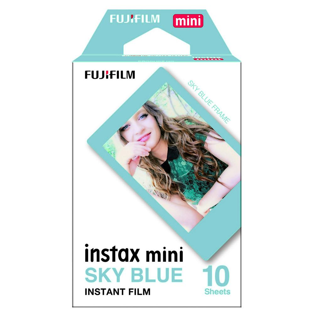 Кассета Fujifilm Instax Mini Sky Blue