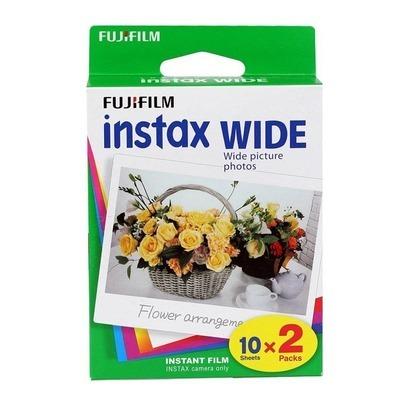 Кассета Fujifilm Instax Wide 20 (10x2)