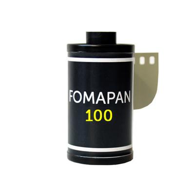 Fomapan 100 35mm