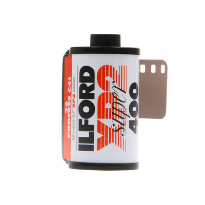 Ilford XP2 Super 400 35mm