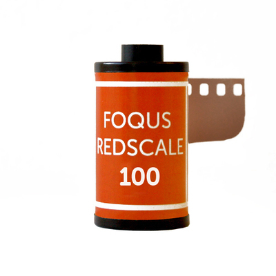 Redscale 100 by FOQUS