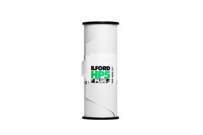 Ilford HP5 400 120