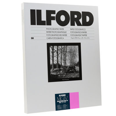 Ilford Multigrade RC Deluxe 1M 30х40см 50л Глянцевая ~