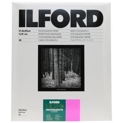 Ilford Multigrade FB Classic 1K 18x24см 100л Глянцевая ~