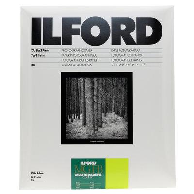 Ilford Multigrade FB Classic 5K 18x24см 25л Матовая ~