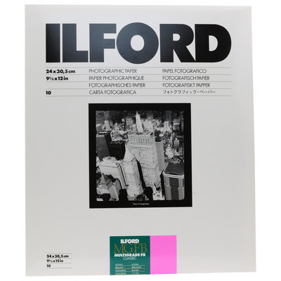 Ilford Multigrade FB Classic 1K 24x30см 10л Глянцевая ~