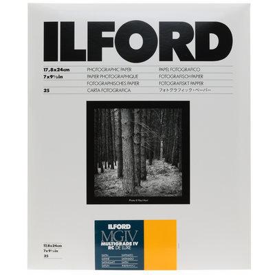 Ilford Multigrade RC Deluxe 25M 18х24см 25л Сатин ~