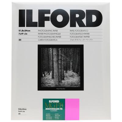 Ilford Multigrade FB Classic 1K 18x24см 25л Глянцевая ~