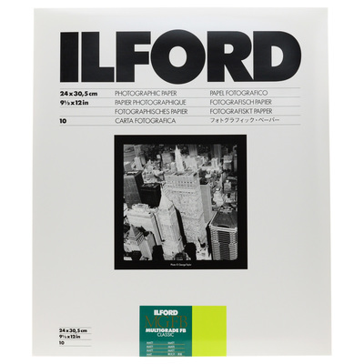 Ilford Multigrade FB Classic 5K 24x30см 10л Матовая ~