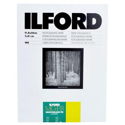 Ilford Multigrade FB Classic 5K 18x24см 100л Матовая ~