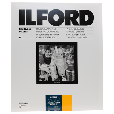 Ilford Multigrade RC Deluxe 25M 24х30см 10л Сатин ~