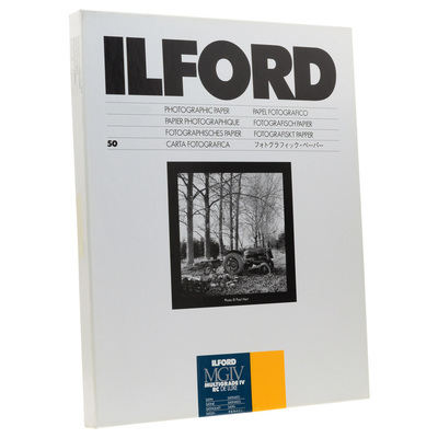 Ilford Multigrade RC Deluxe 25M 24х30см 50л Сатин ~