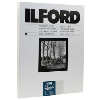 Ilford Multigrade RC Deluxe 44M 24х30см 50л Перламутровая ~