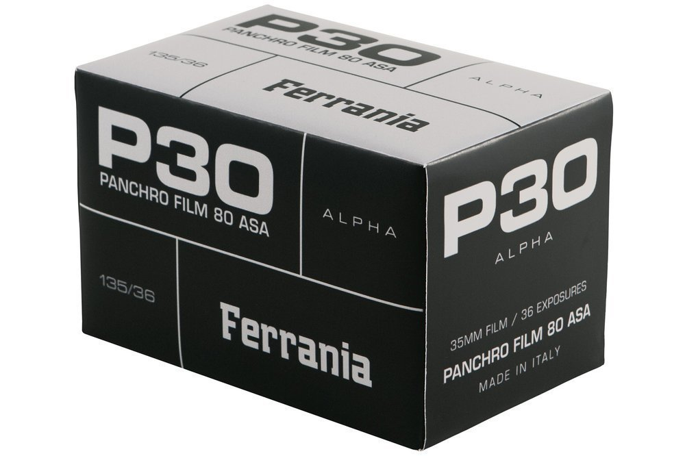 Ferrania P30 Alpha 35mm