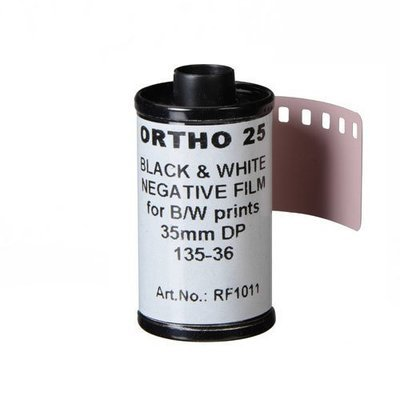 Rollei Ortho 25 35mm ~