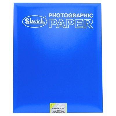 Фотобумага Славич Унибром 160 БП тонкая, картон, матовая, нормальная 18x24 25л. punibrom160fb182425smn