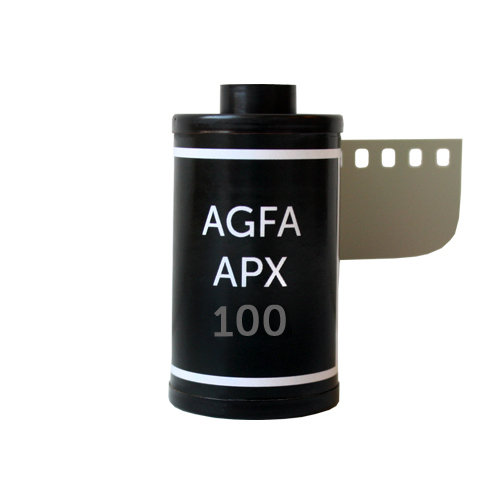 Agfaphoto APX 100 35mm