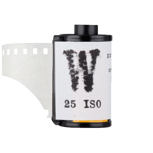 """Washi Film """"W"""" 25 35mm 00522"""
