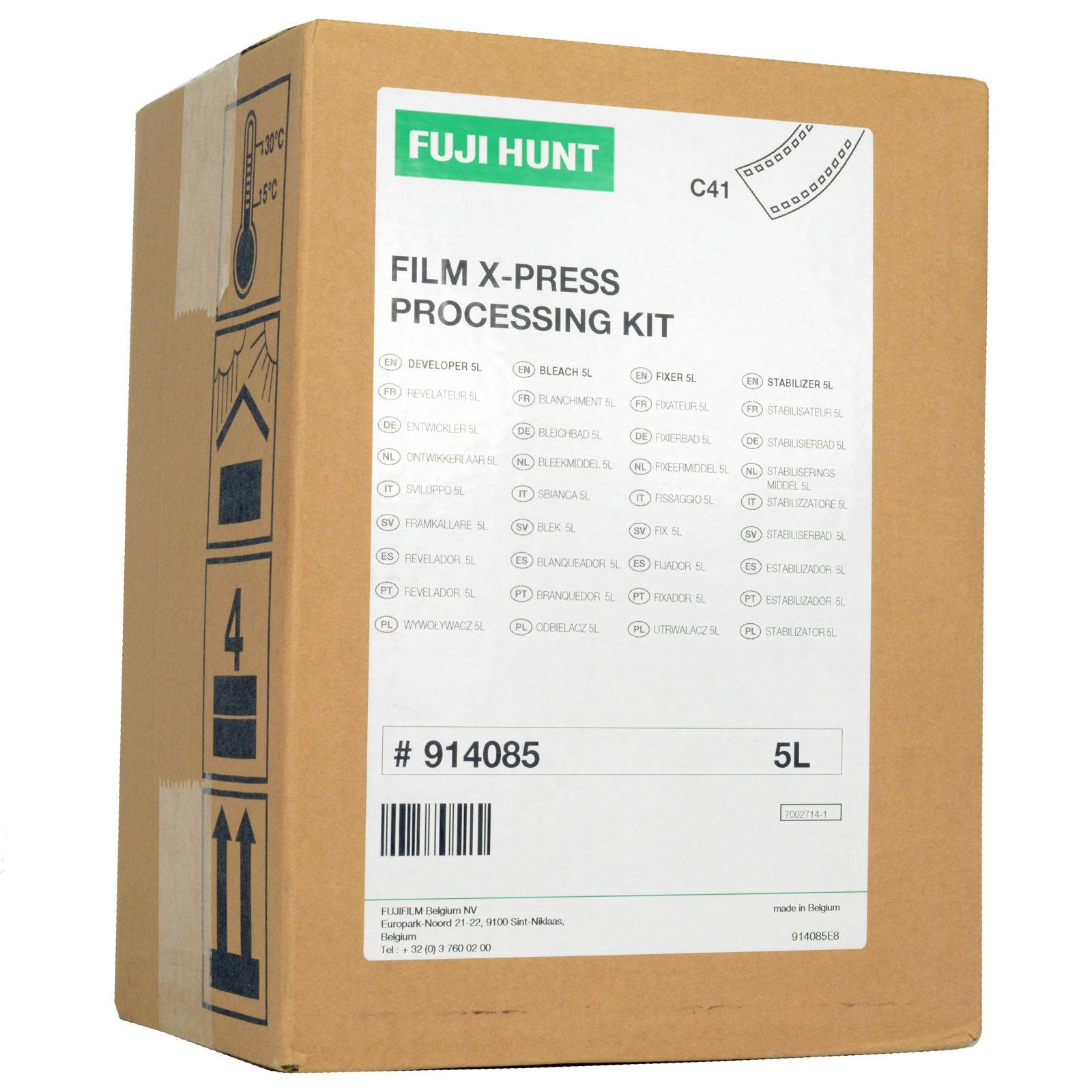 Fuji Hunt C-41 X-Press Kit 5 л. ~