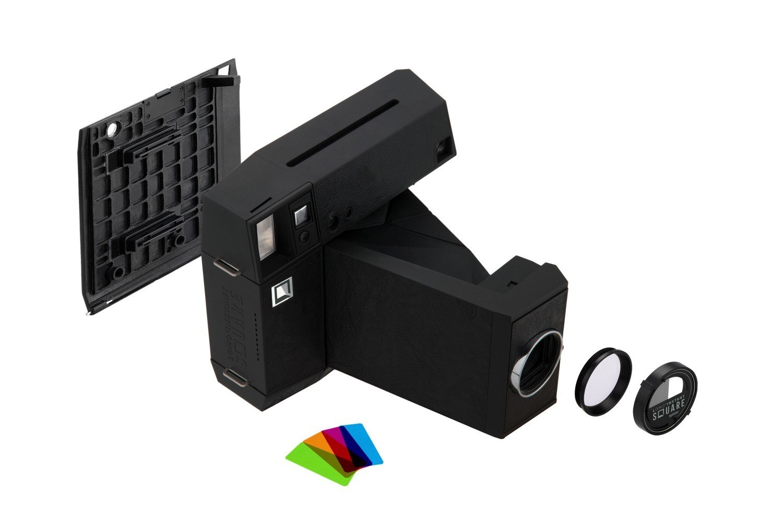 Lomo'Instant Square Combo - Black ~ lisq_black