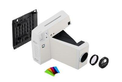Lomo'Instant Square Combo - White ~
