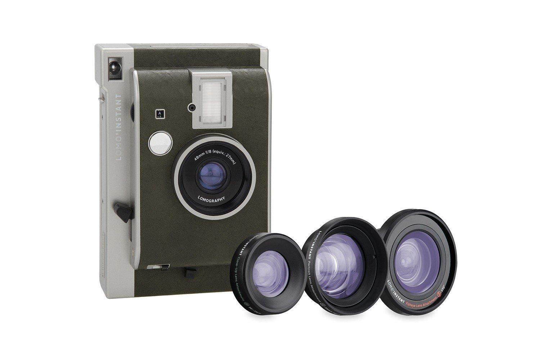 Lomo'Instant Mini Oxford + Объективы ~ li800oxford