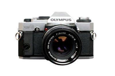 Olympus OM G + Olympus F. Zuiko Auto-S 50mm 1.8