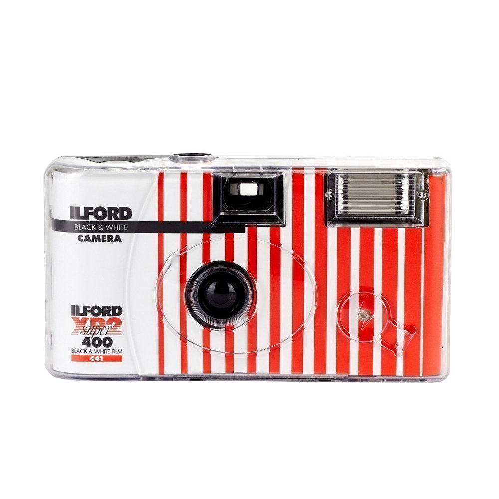 Ilford XP2 Одноразовый фотоаппарат