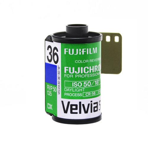 Fujifilm Velvia 50 35mm