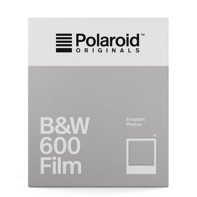 Кассета Polaroid Originals Черно-белая / Белая рамка ~