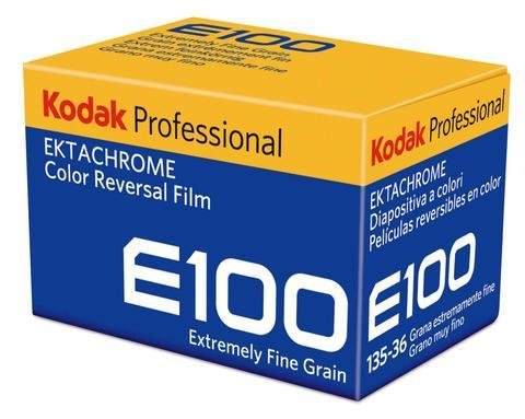 Kodak Ektachrome E100 35mm