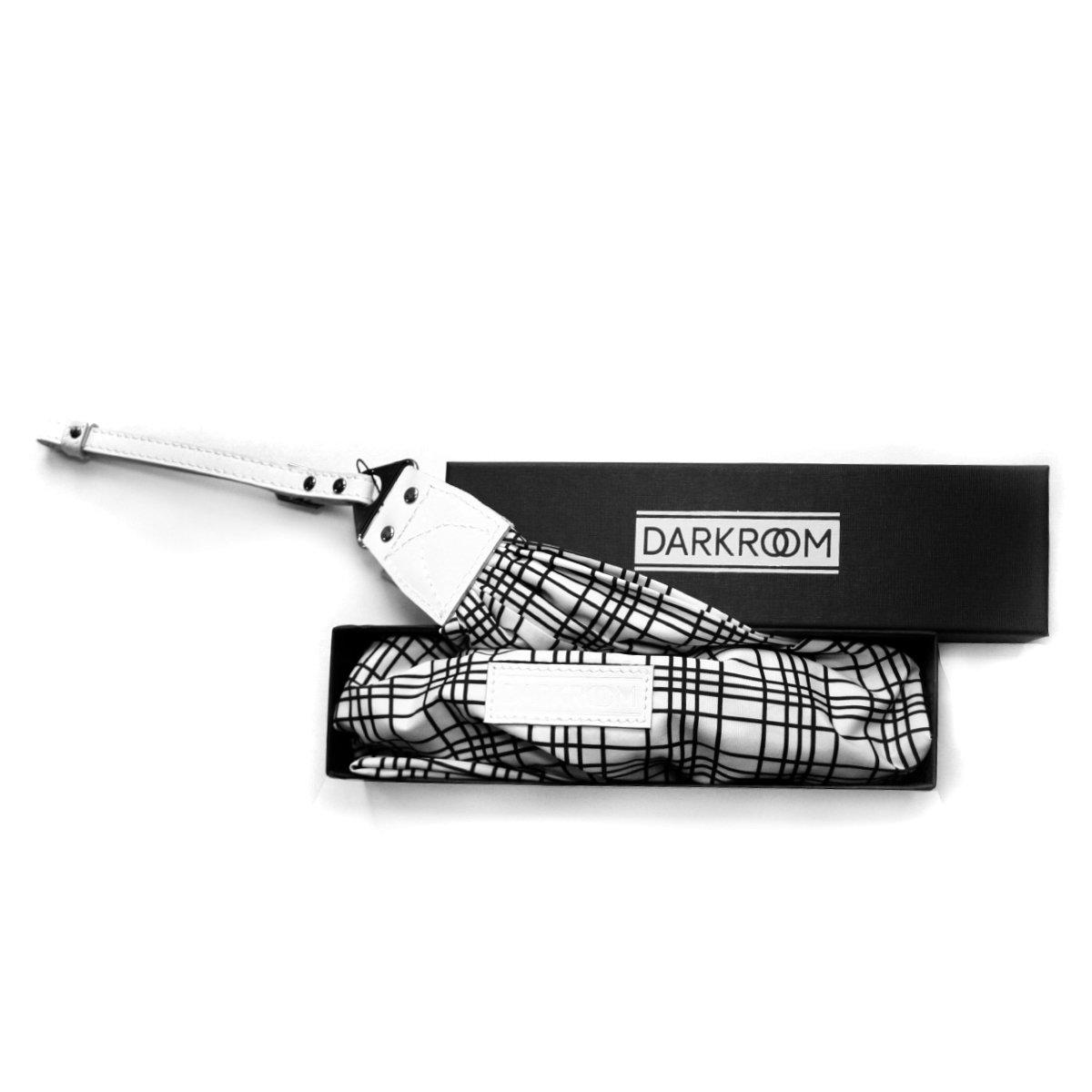 Ремень для фотоаппарата Darkroom текстильный женский белый