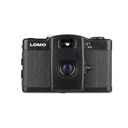 LOMO LC-A Upgraded Black