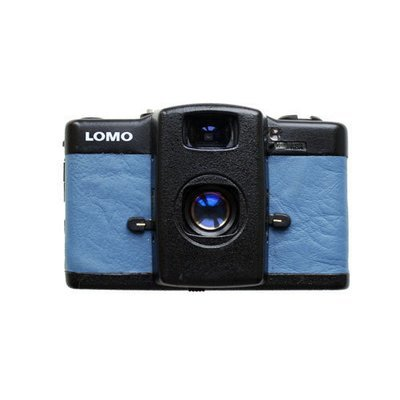 LOMO LC-A Upgraded Blue