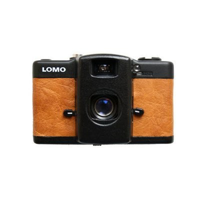 LOMO LC-A Upgraded Brown
