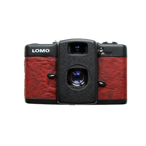LOMO LC-A Upgraded Red