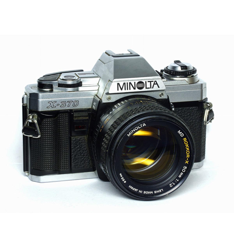 Minolta X-370