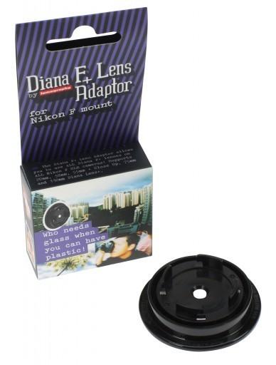Diana+ Lens Adaptor Nikon Mount