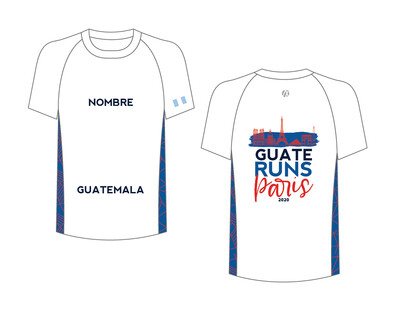 Paris 2020 Personalizada
