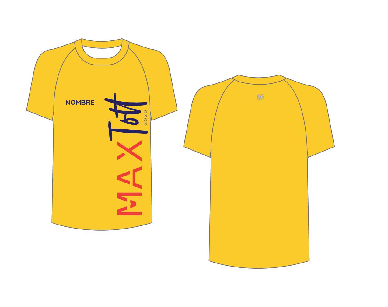 Max Tott 2020 Personalizada