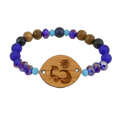 Dolphin Essential Oil Bracelet