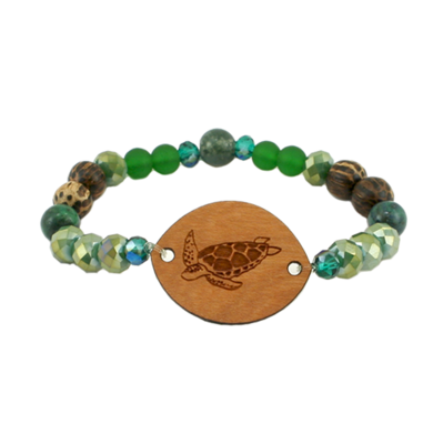 Turtle Essential Oil Bracelet