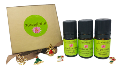 Essential Oil Holiday Gift Set