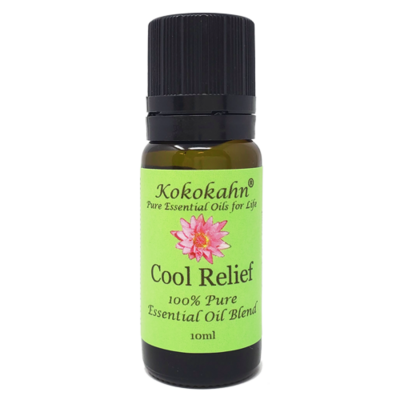 Cool Relief Essential Oil Blend