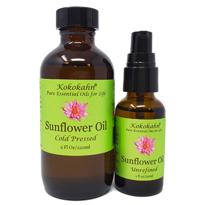 Sunflower Oil | Cold Pressed