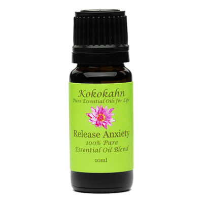 Release Anxiety Essential Oil Blend