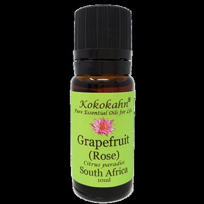 Grapefruit Rose Essential Oil