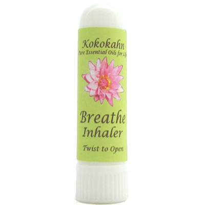 Breathe Aromatherapy Inhaler